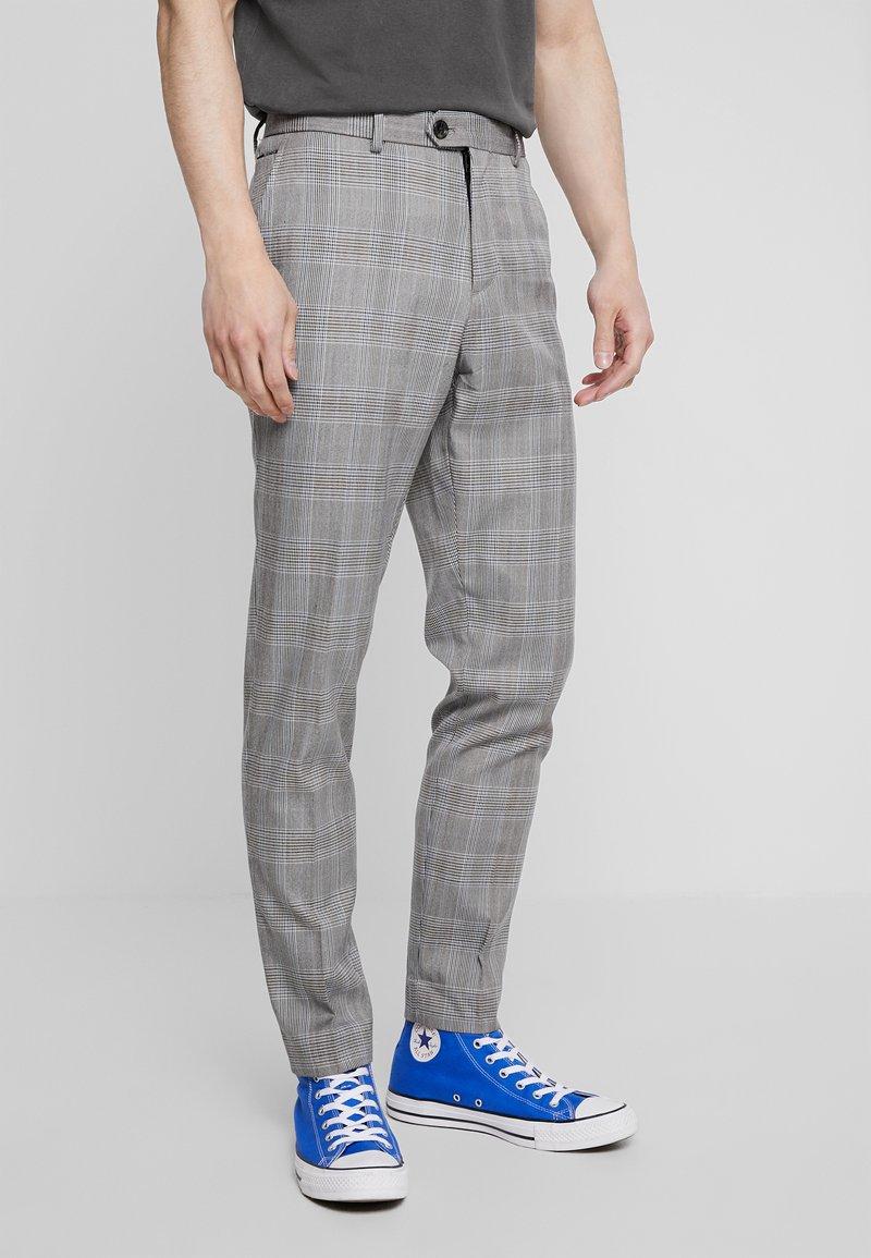 Scotch & Soda - MOTT CLASSIC YARN DYED - Trousers - combo