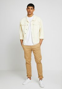Scotch & Soda - MOTT CLASSIC SLIM FIT - Chino - sand - 1