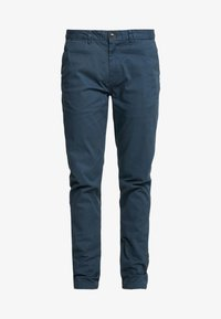 Scotch & Soda - STUART CLASSIC SLIM FIT - Chinot - petrol - 4