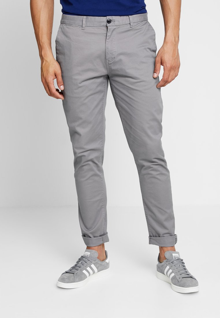Scotch & Soda - STUART CLASSIC SLIM FIT - Chino - grey