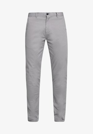 STUART CLASSIC SLIM FIT - Chinot - grey