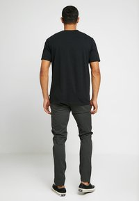 Scotch & Soda - STUART CLASSIC SLIM FIT - Chino kalhoty - charcoal - 2