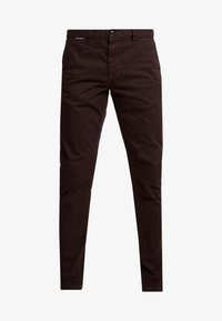 Scotch & Soda - MOTT CLASSIC - Chinos - bordeaubergine - 5