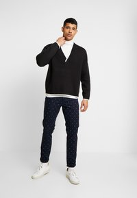 Scotch & Soda - MOTT CLASSIC - Chinos - dark blue - 1