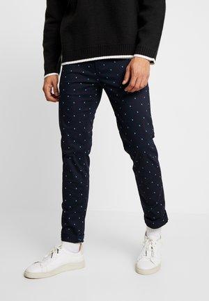 MOTT CLASSIC - Chino kalhoty - dark blue