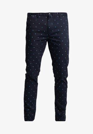 MOTT CLASSIC - Pantalones chinos - dark blue
