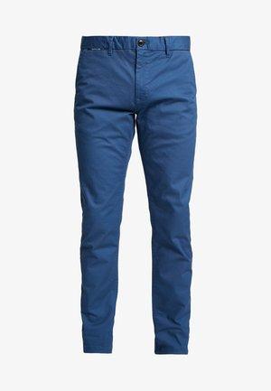 MOTT CLASSIC - Chino - worker blue