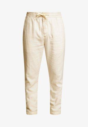 Spodnie materiałowe - off white
