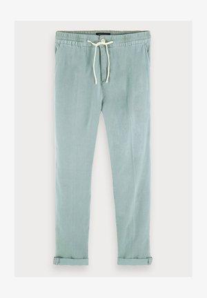 Pantalon classique - emerald