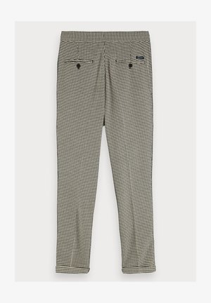 SCOTCH & SODA HOUNDSTOOTH TROUSERS - Pantalon de survêtement - combo a