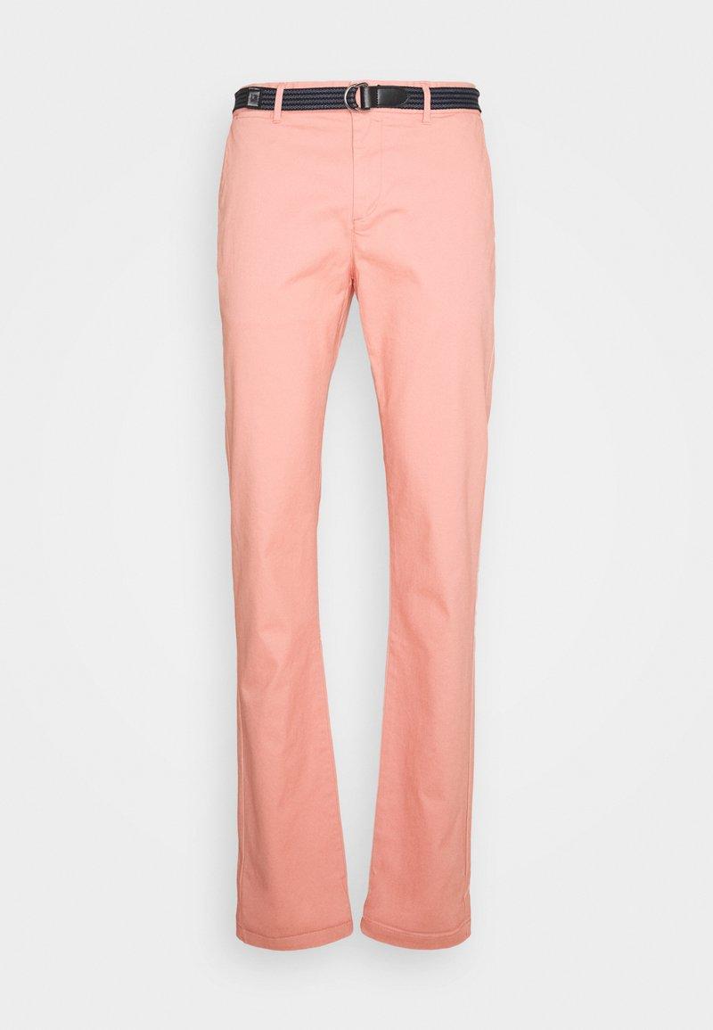 Scotch & Soda - Chino kalhoty - pink smoke