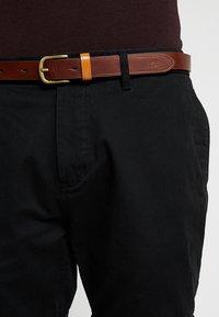 Scotch & Soda - WITH BELT - Shorts - black - 5
