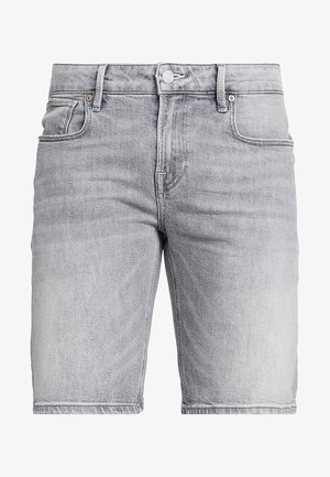 TYE FOUND ON THE BEACH - Jeans Shorts - grey denim