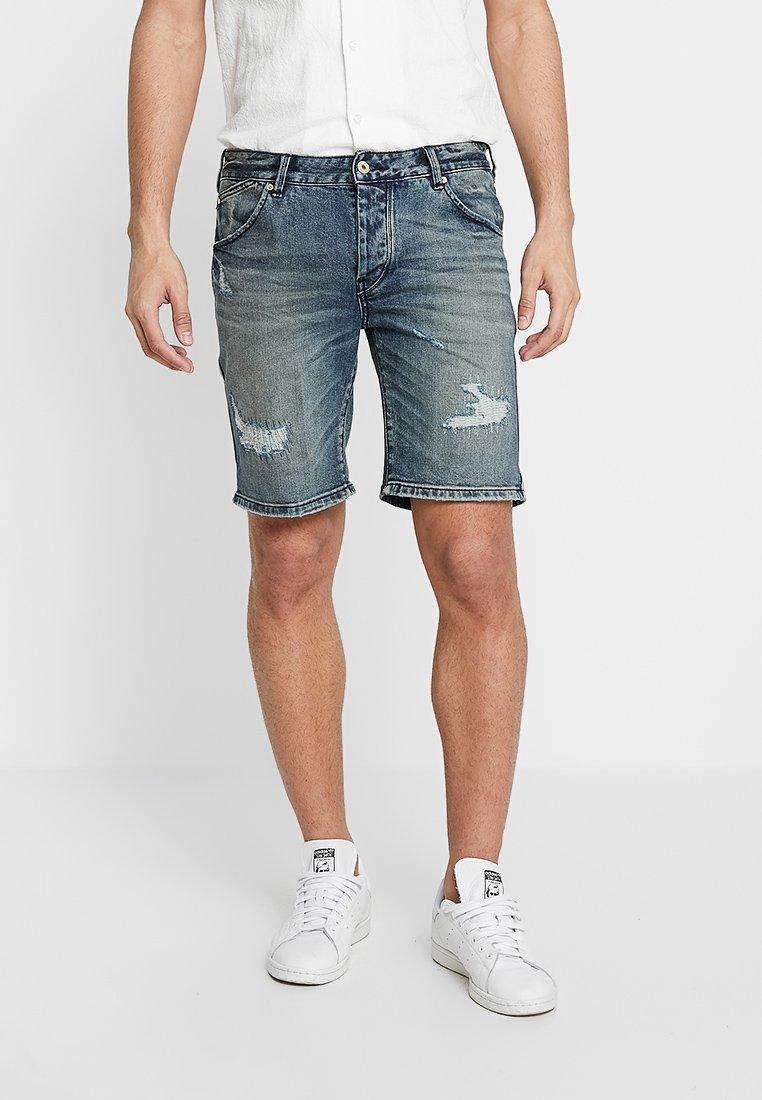 Scotch & Soda - PHAIDON - Jeans Shorts - sand and sea
