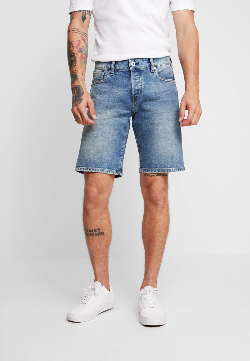 Scotch & Soda - GOODIE - Jeans Shorts - lieght blue denim