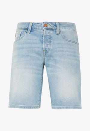 Short en jean - paint it blauw