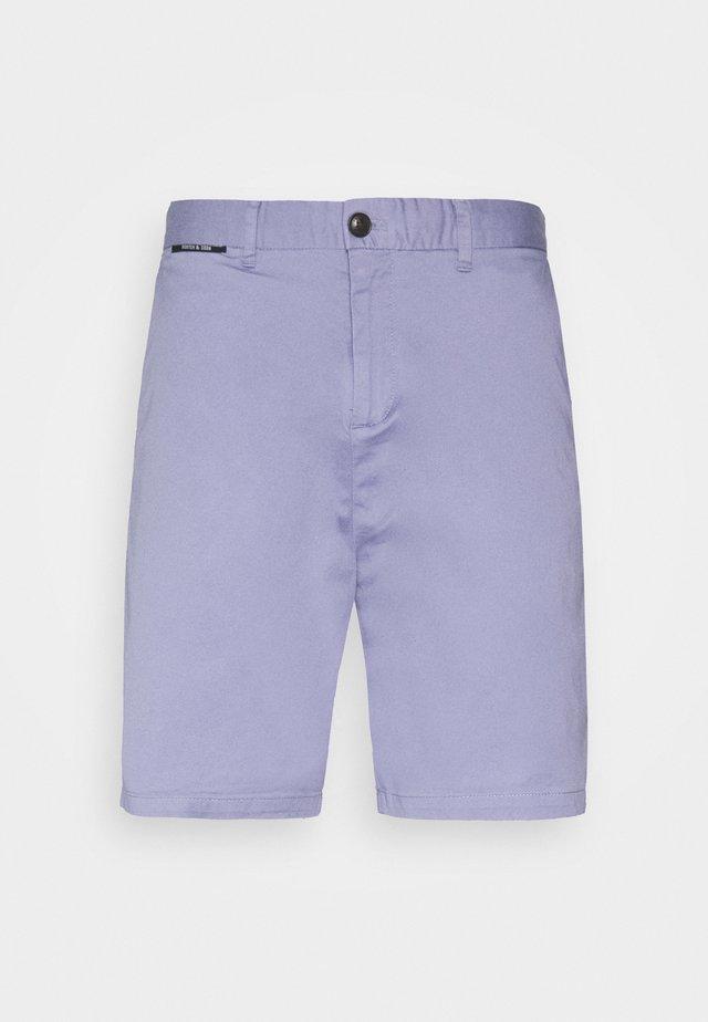 CLASSIC - Shorts - azul mediterraneo