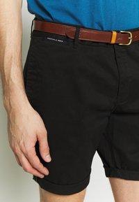 Scotch & Soda - CLASSIC - Shorts - black - 4