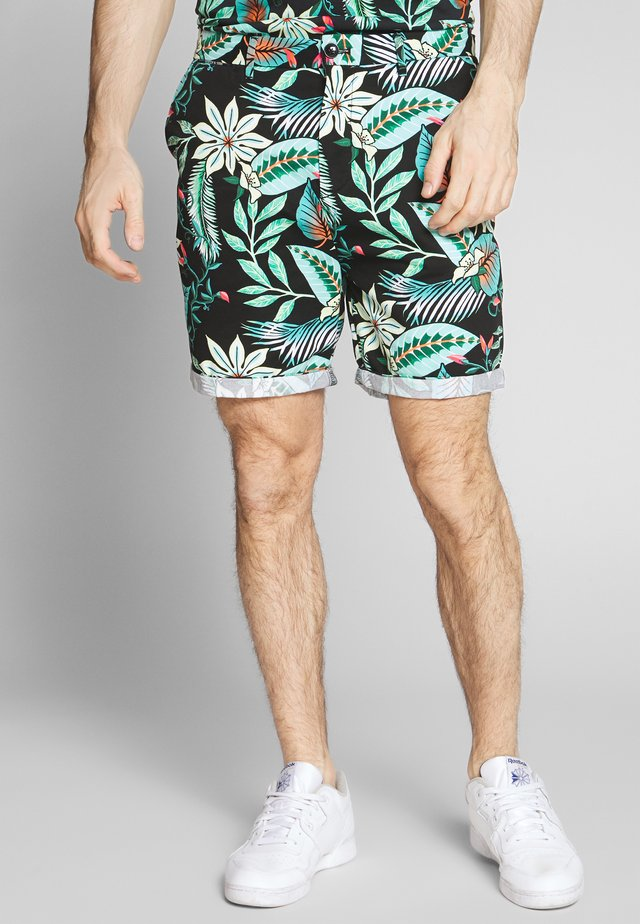 ALL OVER PRINTED IN PIMA - Shorts - combo