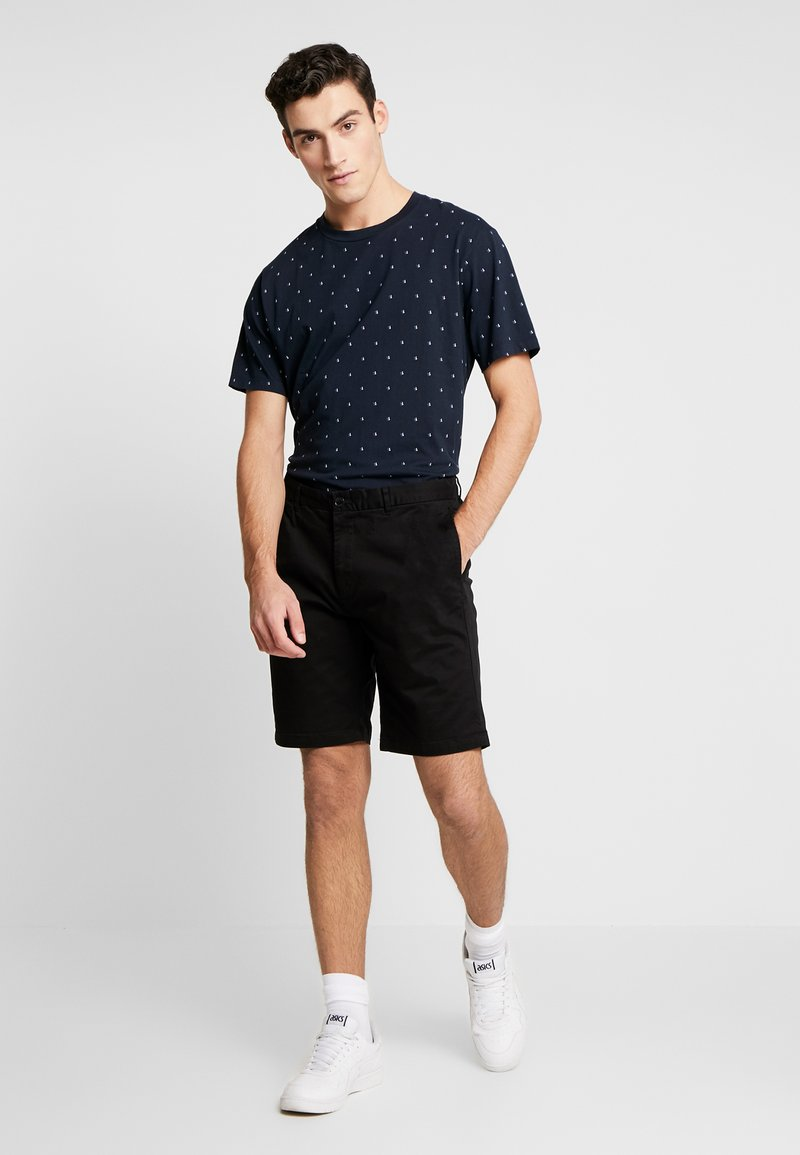 Scotch & Soda - Kraťasy - black