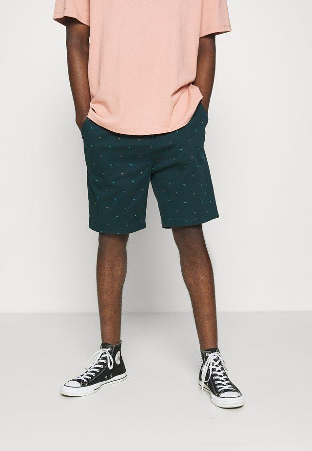ALLOVER PRINTED - Shorts - combo