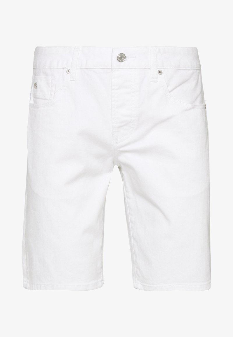Scotch & Soda - GARMENT DYED COLOURS - Shorts di jeans - white