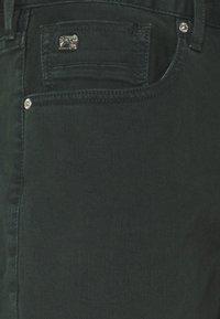 Scotch & Soda - GARMENT DYED COLOURS - Shorts di jeans - lagoon green - 2