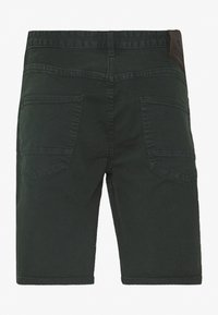 Scotch & Soda - GARMENT DYED COLOURS - Shorts di jeans - lagoon green - 1