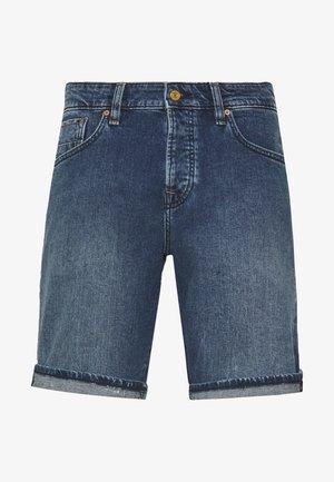 Shorts di jeans - blazing sky