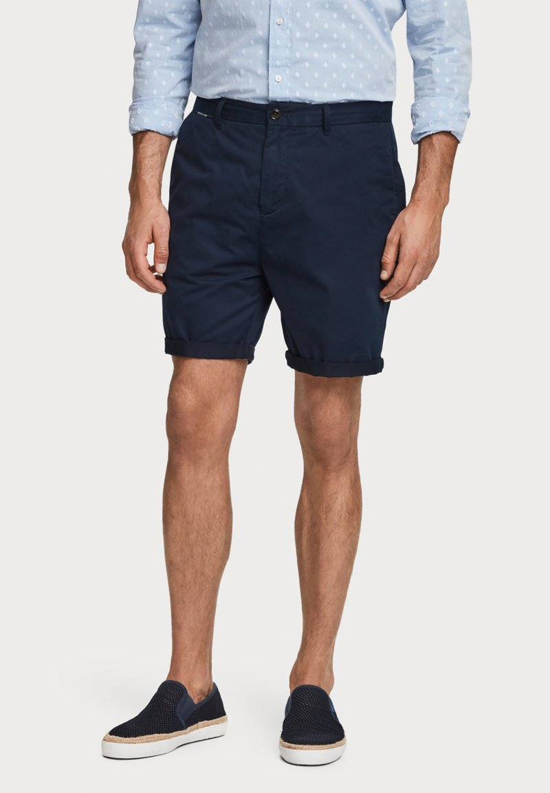 Scotch & Soda - Shorts - marine
