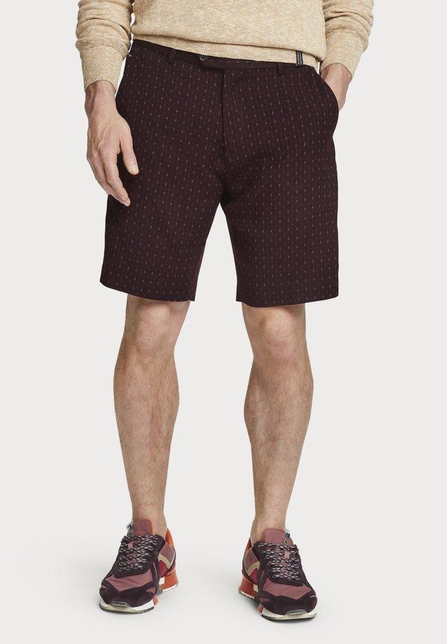 PATTERNED  - Shorts - purple