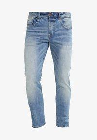 Scotch & Soda - Slim fit jeans - blue denim - 5