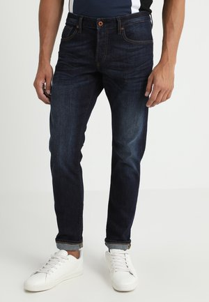 Slim fit jeans - beaten back