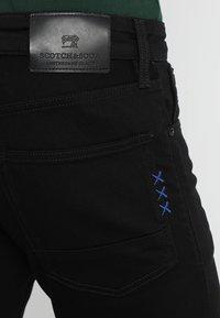 Scotch & Soda - Jeans slim fit - stay black - 5
