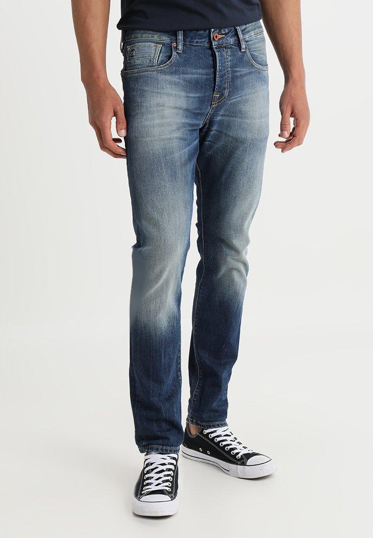 Scotch & Soda - BLAUW - Slim fit jeans - sugar dark