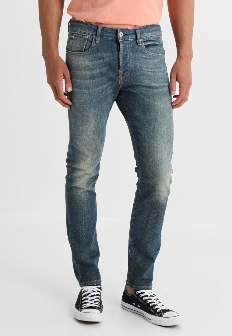 Scotch & Soda - BLAUW - Slim fit jeans - diego blau