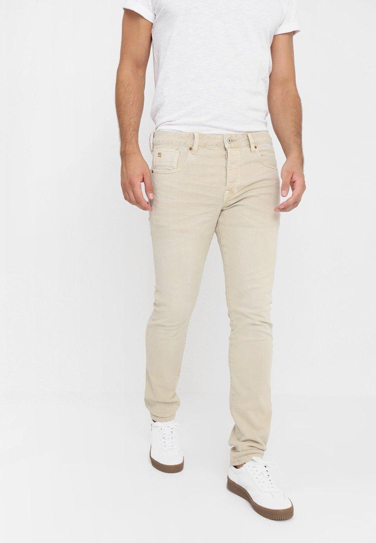 Scotch & Soda - RALSTON - Slim fit jeans - sand