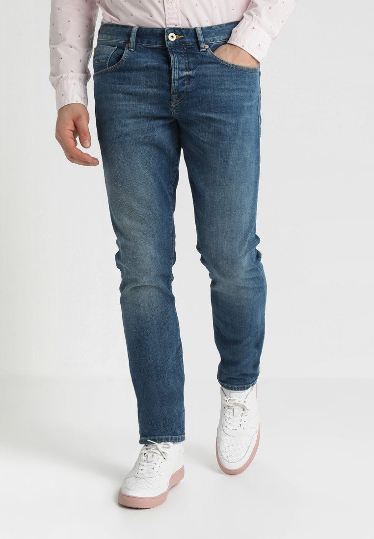 Scotch & Soda - RALSTON - Jeans Slim Fit - blauw touch