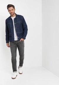Scotch & Soda - RALSTON - Jeans Slim Fit - just move it black - 1