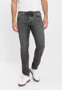 Scotch & Soda - RALSTON - Jeans Slim Fit - just move it black - 0
