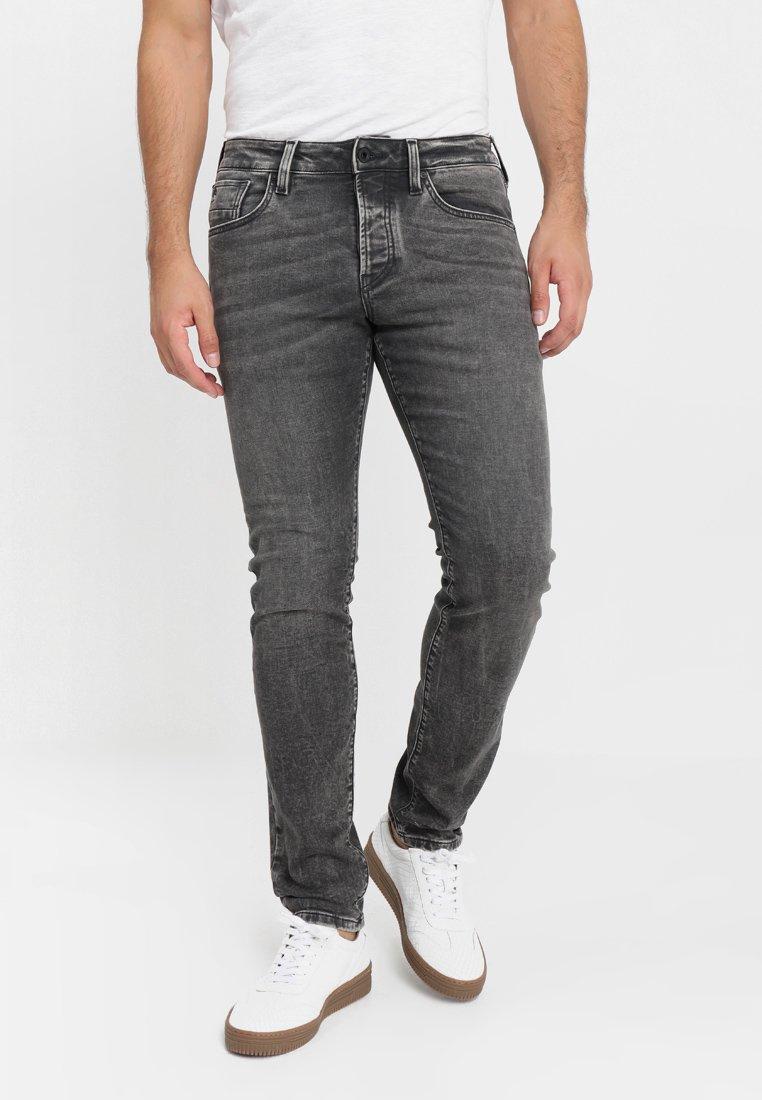 Scotch & Soda - RALSTON - Jeans Slim Fit - just move it black