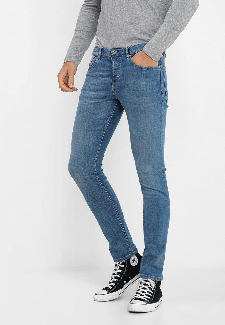 Scotch & Soda - RALSTON LUCKY BLAUW - Jeans Slim Fit - lucky blauw