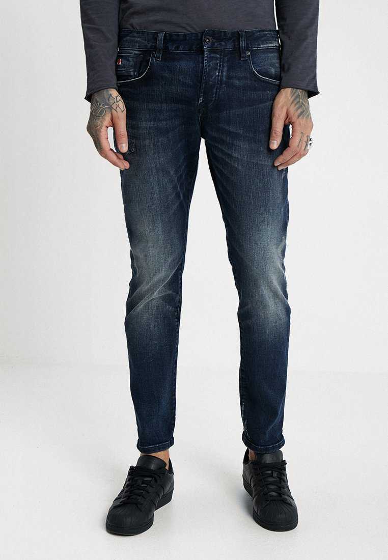 Scotch & Soda - Jeans Tapered Fit - blue summit
