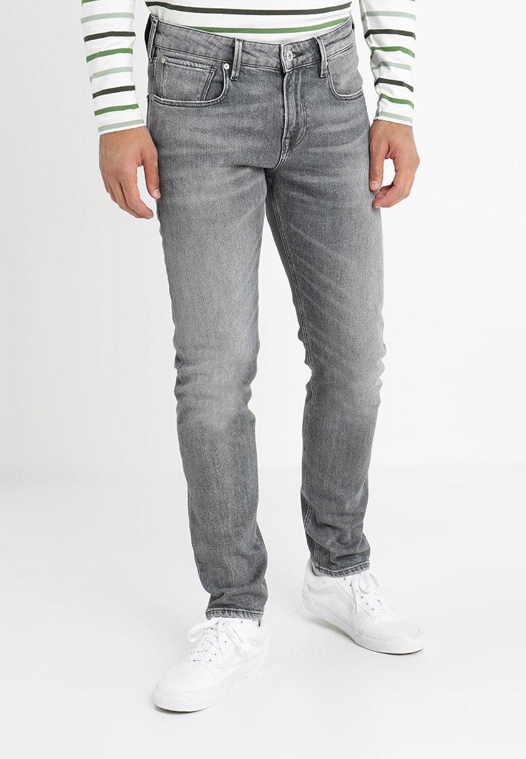 Scotch & Soda - TYE ICE PEAK - Slim fit jeans - grey denim