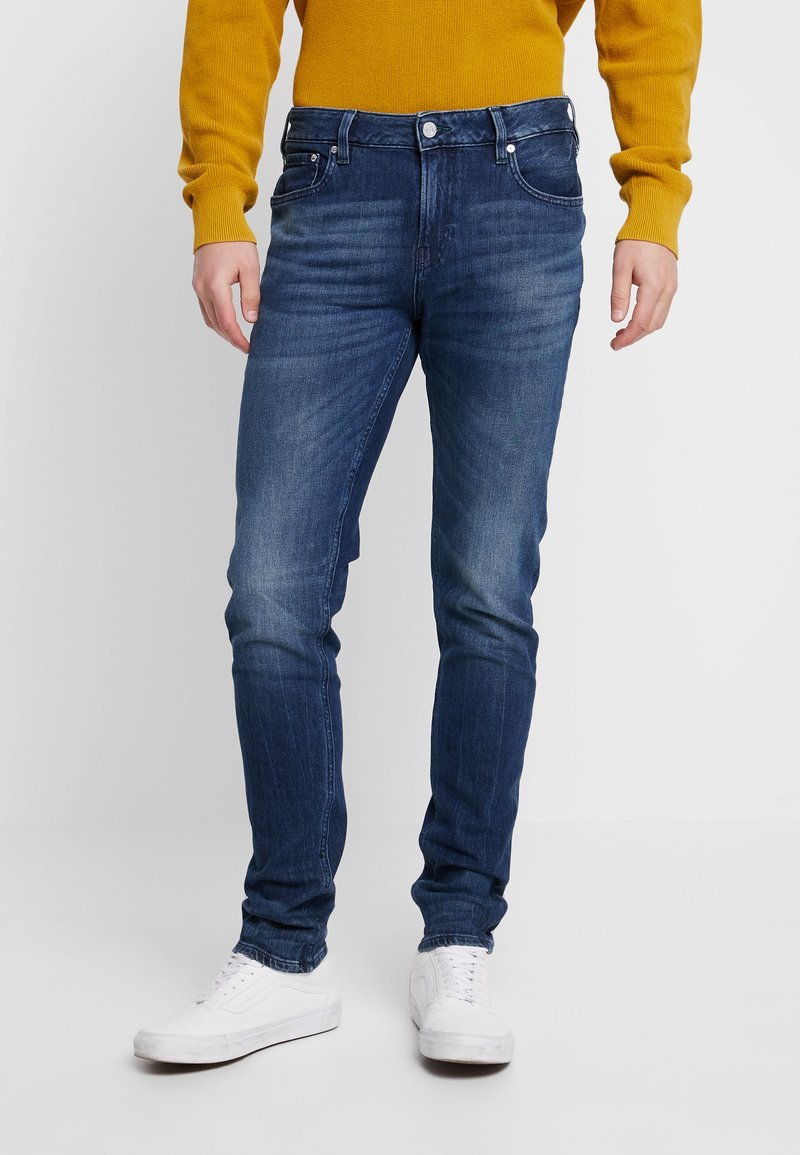 Scotch & Soda - SKIM - Slim fit jeans - washed up