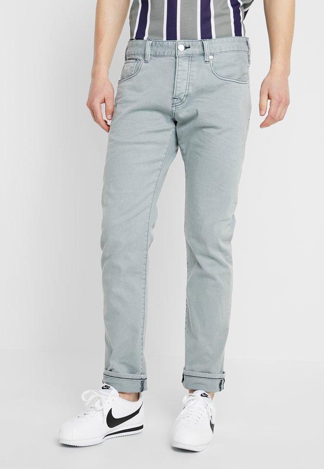 Slim fit jeans - steel