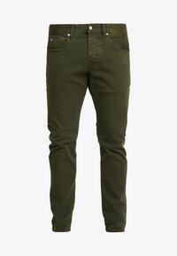 Scotch & Soda - Slim fit jeans - military green - 3