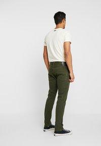 Scotch & Soda - Slim fit jeans - military green - 2