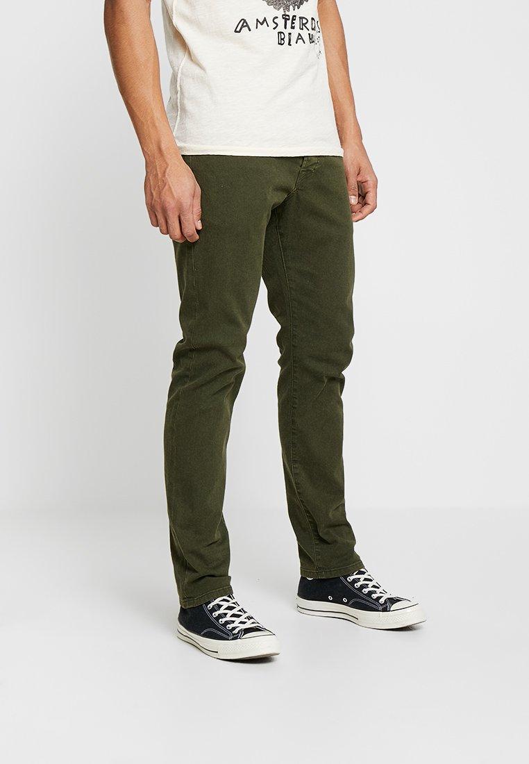 Scotch & Soda - Slim fit jeans - military green