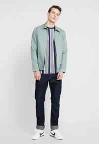 Scotch & Soda - FINAL TOUCHDOWN - Slim fit jeans - dark blue denim - 1